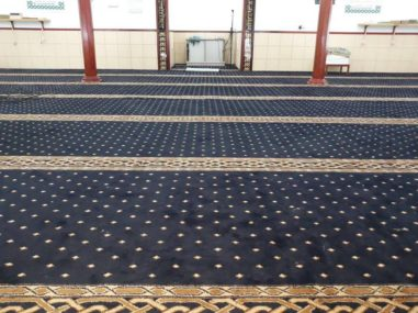 Mosque shams Carpets Blue