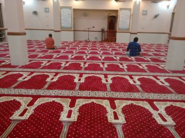 RED MOSQUE CARPETS